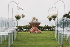 Great idea on how to show your unity table some love - it is in the background of all your ceremony photos after all :)