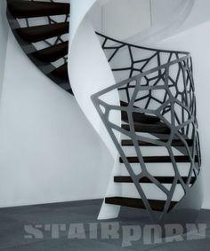Designer Treppe Aus Beton Eigenschaften Moderne Optik Treppen