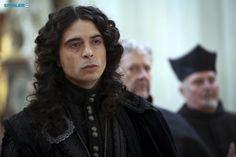 The Musketeers II: sad King Louis XIII (via spoilerTV) *Spoilers*