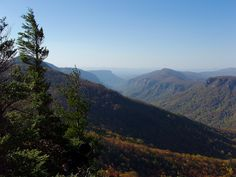 Bear Mountains in North Carolina