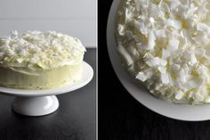 Coconut cake recipe from Fisher & Paykel Social Kitchen