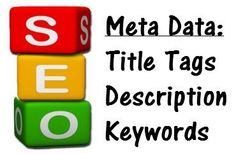 Title tags and Meta tags tips - Grow My Business Fast LLC