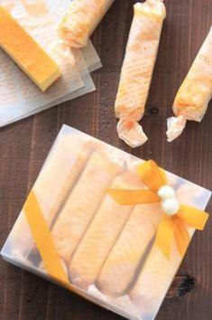「スティックチーズケーキのラッピング」お菓子教室SweetRibbonが提案する簡単かわいいお菓子ラッピング | お菓子・パンのレシピや作り方【corecle*コレクル】