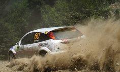 Ford Focus ST RS #WRC mk1 #gravel #road