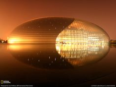 National Performing Arts Center, Beijing