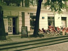Deckchairs by Foxal