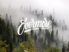 project365 #110 Evermore Logo Design