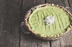 Chocolate Coconut and Lime Pie