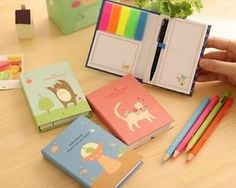 1pc-Cute-Cartoon-Mini-Notebook-Note-Pad-Memo-Pocketbooks-Travel-Stationary