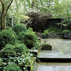 The Spectacular Gardens of Gisele Bündchen, Patrick Dempsey, and More of Hollywood's A-List : Architectural Digest