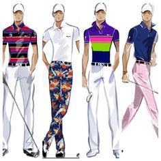 Qui porte quoi à l'U.S. Open cette année? Le championnat U.S. Open a commencé dans l'Oakmont en Pennsylvanie aux États-Unis. Les styles vestimentaires des meilleurs joueurs ont défilés…