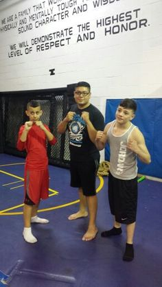 Victory MMA gyms 4/12/15 at the Victory kids/teens jiu jitsu scrimmage event. Congratulations to our first and second place winners for their category Moe & Cristian! Make sure to congratulate them next time you see them.