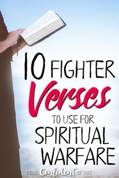 Don't let spiritual warfare sneak up on you! These fighter verses help us use the armor of God to fend off any attacks of the Enemy. Plus, these Scriptures will help you trust God as you stand firm in faith. Spiritual Warfare Verses, Spiritual Growth, Prayer Scriptures, Bible Verses, Healing Scriptures, Bible Teachings, Healing Quotes, Spiritual Attack, Prayer Warrior