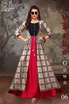 aryadress,maharani gown,designfull gown,fancy woman gown | Arya Dress Maker Party Wear Long Gowns, Fancy Gowns, Frock Fashion, Modest Fashion, Fashion Dresses, Kurti Designs Party Wear, Kurta Designs, Printed Gowns, Dress Indian Style