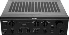 sony amplificateur stereo ta-f500es a vendre for sale montreal 514 767-9585 $275.00  Vintage Audio