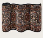 Couristan Oriental Rugs Timeless Treasures 4324/B500A Ebony