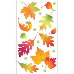 Jolee's boutique®  Stickers - Leaves