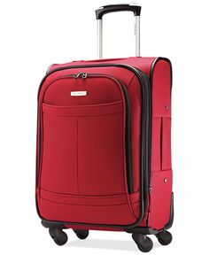 "$98 — Samsonite Cape May 2 — 21"" Carry On Spinner Suitcase"