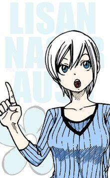 I genuinely like Lisanna she can be Natsu's other half so more GraLu can happen