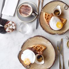 Duck and Waffle, London | instagram: ccecs