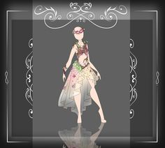 Adoptable Outfit 10 *OPEN* by Kupferhut.deviantart.com on @DeviantArt