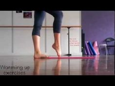 Essential exercises for tango feet - YouTube
