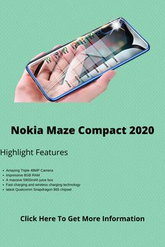 Nokia Maze Compact 2020: Amazing 48MP Camera, 8GB RAM, and 5900mAh Battery! Now, the smartphone is a very necessary thing in our daily life. Its use day by day is increasing. The Company who making smartphone bring their smartphone with the latest technology and update specs. According to the latest report, Nokia is going to bring Nokia Maze Compact in this year. Here, we have shared some specifications for this smartphone. Let's see. Latest Technology, Portable, Maze, Specs, Compact, Smartphone, Amazing, Labyrinths