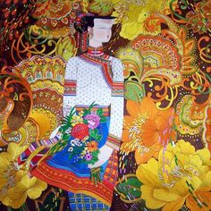 Chinese silk embroidery art, hand embroidered painting from Suzhou by embroidery artists in Su Embroidery Studio