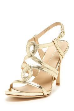 Gold Sandal--but I would wear Silver