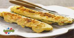 Os apetece???, Riquísima receta de CALABACINES RELLENOS, mirar a ver si te gusta la receta. y guárdatela. http://kanelamonje.blogspot.com.es/2016/11/calabacines-rellenos-de-carne.html