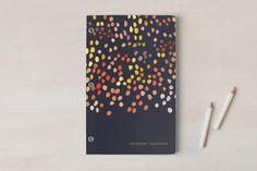 Cascade Notebooks by Kelly Ventura   Minted