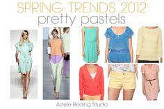 Pretty Pastels  AdeleRedingPhotography.com