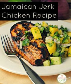 Warm up with this Jamaican Jerk Chicken recipe from The Caribbean Shopping Channel!