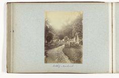 Henry Pauw van Wieldrecht | Kerkhof in Bonchurch op Isle of Wight, Henry Pauw van Wieldrecht, 1889 |