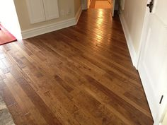 Hand-scraped Hardwood Gallery - Custom Floors & More | Wood & Tile floors for Belleville, Shiloh, O'Fallon, Collinsville, Swansea and Fairview Heights, Illinois