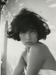 Marilu Tolo, by Peter Basch(1964) via Old Pics Archive on Twitter