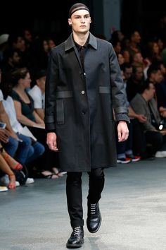 Givenchy   Spring 2015 Menswear Collection   Style.com