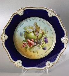Rosenthal Teller Marke 1891-1904**