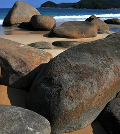 Rocks in Trinidad