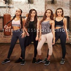 New photo Little Mix for USA Pro