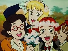 anime Daddy Long Legs - fansubs available Dady Long Legs, My Daddy Long Legs, Old Cartoons, Classic Cartoons, Old Anime, Anime Manga, Cartoon Shows, Cartoon Characters, Blood Wallpaper