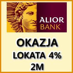 Lokata 4% z darmowym kontem. Do 54zł pasywnego zarobku na jednym koncie, bez ponoszenia innych kosztów Zapraszam na bloga, wszystko dokładnie opisane + konkurs. #zarabiaj #lokata #alior #bank #promocja #pieniądze #okazja #oszczędzaj #
