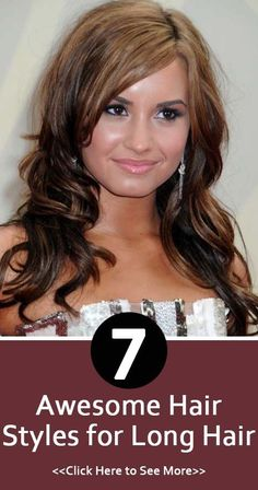 Awesome Hair Styles for Long Hair