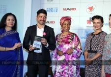 Farhan Akhtar at 'He For She' campaign launch