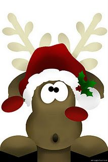 Free printable Pin the Nose on Rudolph the Red Nosed Reindeer game ...