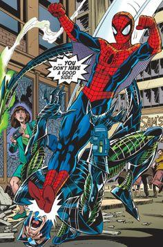 Spider-Man in Amazing Spider-Man #1 vol. 2