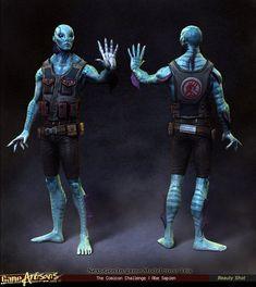 Comic Character, Character Concept, Concept Art, Character Design, Scary Mermaid, Abe Sapien, Alien Design, Alien Creatures, Cg Art