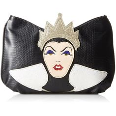 Disney by Danielle Nicole Snow White 2-In-1 Clutch featuring polyvore, women's fashion, bags, handbags and clutches