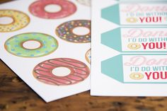 """Happy summer, friends! What better excuse do you need to throw a party than doughnuts, right?? Ohhhhh, yes. Everyone needs a doughnut party in their life. I decided to throw a little """"Donut I'd Do Without You"""" party for a few friends who have been so supportive the last few weeks while I transitioned jobs....Read More"""
