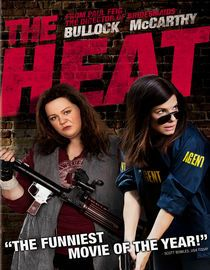 The Heat - Melissa McCarthy & Sandra Bullock Non-stop hilarity, just like I like it. I never laughed so hard in my life! :D